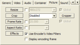 mccudaopt thumb png Mediacoder brings free video encoding on Nvidia GPUs