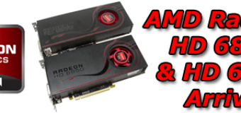 Introducing AMD's new HD 6870 and HD 6850 vs. GTX 460