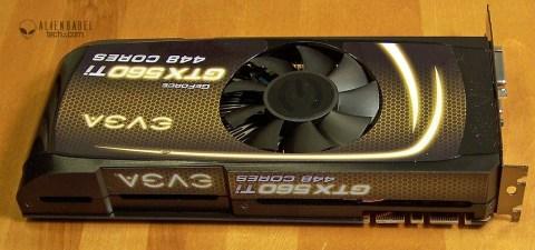 ti448 top 3xsli Introducing the new EVGA GTX 560 Ti 448 Core FTW