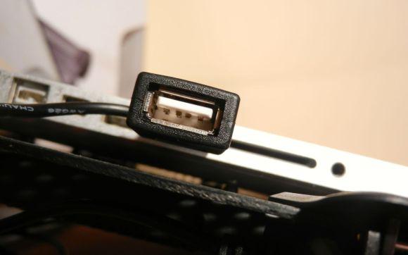 The USB Passthrough