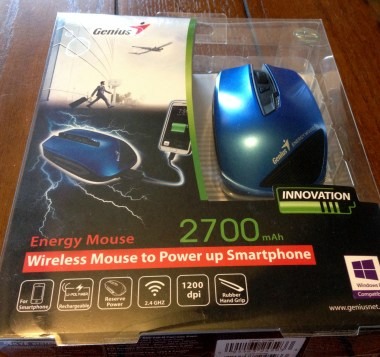 Energy Mouse