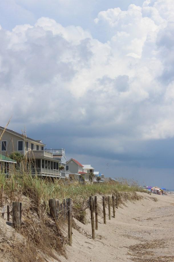 Edisto beach view