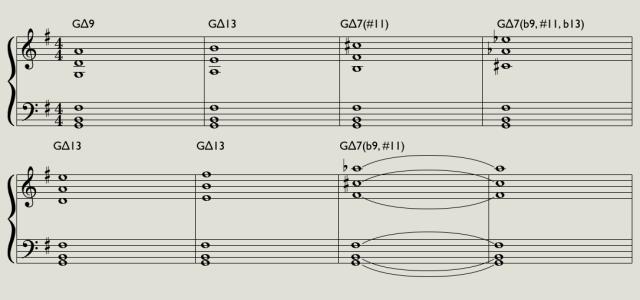 herbie hancock chord voicings pdf