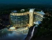 InterContinental Shimao Shanghai Wonderland je Hotel sa pet zvezdica koji će biti izgrađen unutar 100 metara duboke jame.