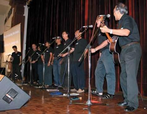 Aliran Singers