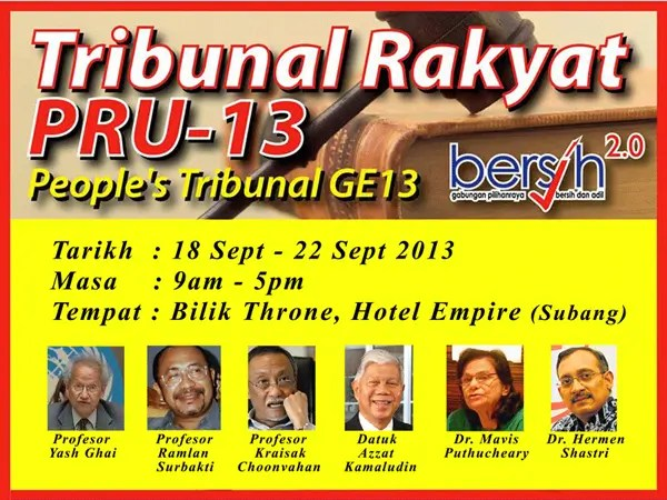 Bersih-People's-Tribunal-2013