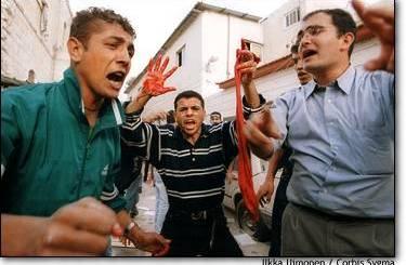 ordinary palestinans