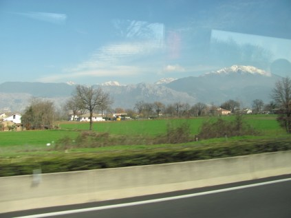 The Apennines