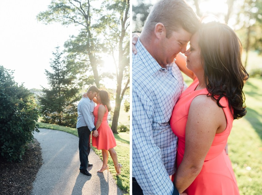 Lisa + Brian - Philadelphia Museum of Art - Fairmount Philadelphia Engagement Session - Alison Dunn Photography photo