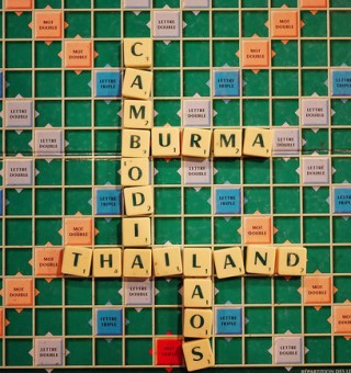 scrabble travel words