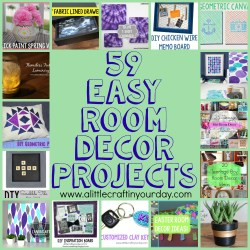 Small Crop Of Diy Decor For Your Room