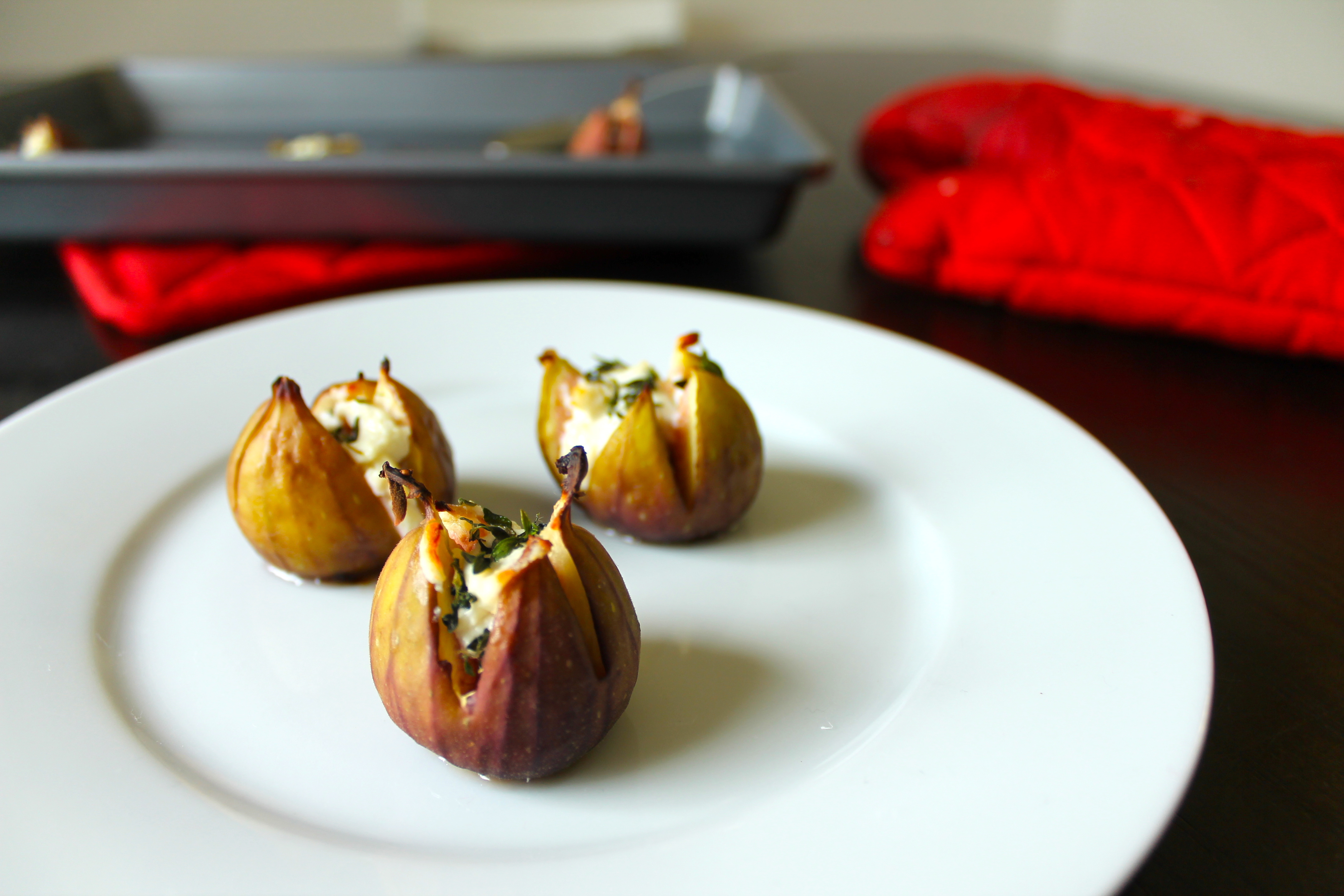 Grilled Figs With Goat Cheese And Prosciutto Recipes ...