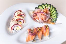 Arigato_Ceviche e Sushi Nikkei 2