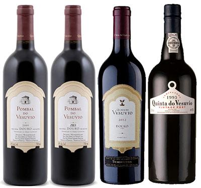 Vinhos vesúvio 400