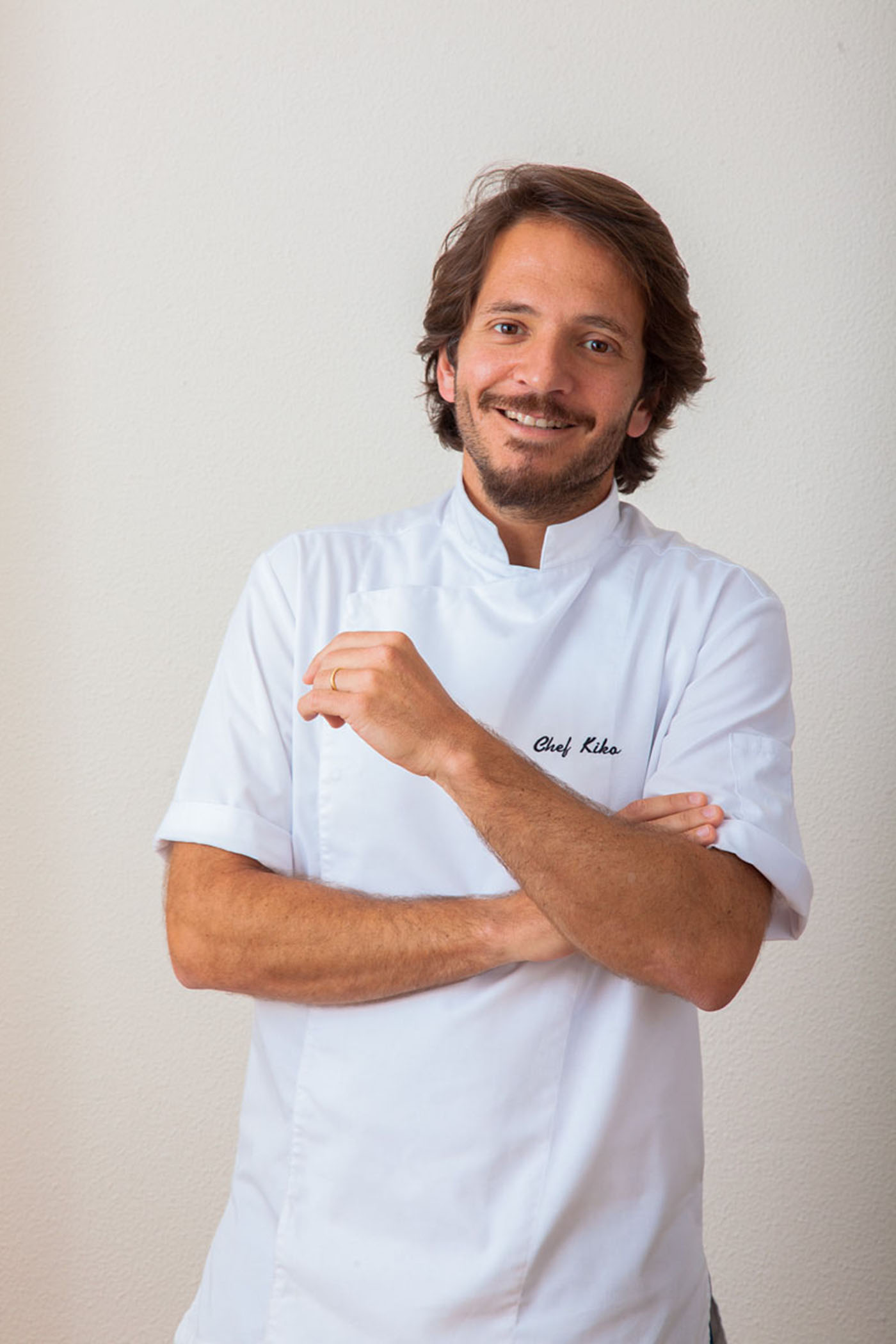 Comer o mundo, com o chef Kiko Martins