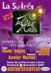 Pole Arts nov 2007