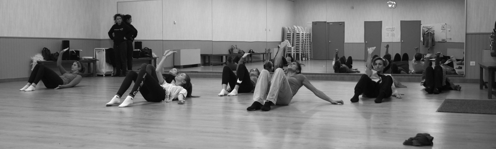 Danse Modern'Jazz : inscriptions 2018-2019