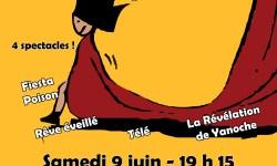 Affiche Atelier théatre 2018