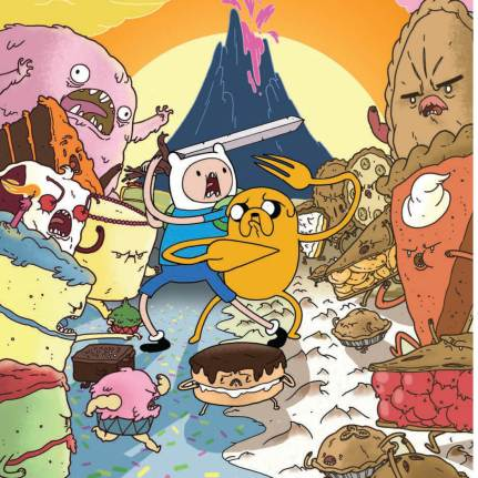 Adventure Time Eye Candy Vol