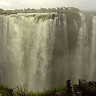 Victoria Falls, Zimbabwee