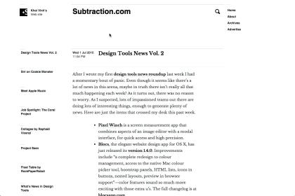 Subtraction.com