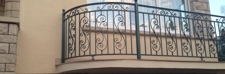 balcon arrondi