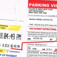 Driving dangerously and Meter Maid mistakes