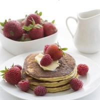 The Best Low Carb Coconut Flour Pancakes