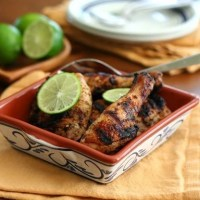 Chipotle Lime Grilled Chicken - Low Carb and Gluten-Free