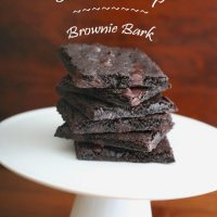 Chocolate Chip Brownie Bark - Low Carb and Gluten-Free