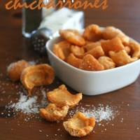 Homemade Chicharrones (Pork Rinds) - Low Carb and Gluten-Free