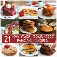Best Low Carb Pancake Recipes