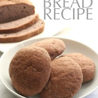 Multi-Purpose Low Carb Bread Recipe