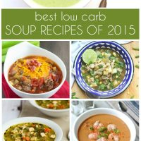 Best Low Carb Soup Recipes of 2015