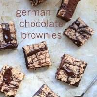 German Chocolate Brownies and Viking River Cruises, Part 3.