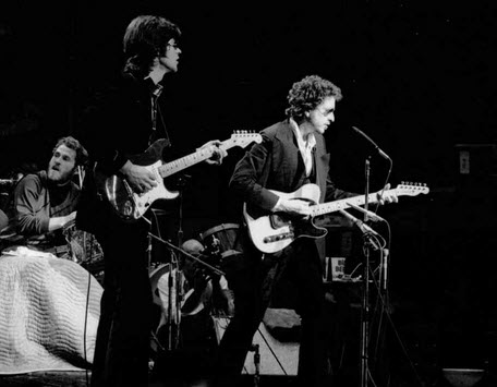 Bob Dylan and The Band 1974
