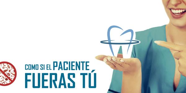 Alle dental, la asepsia evitar infecciones.