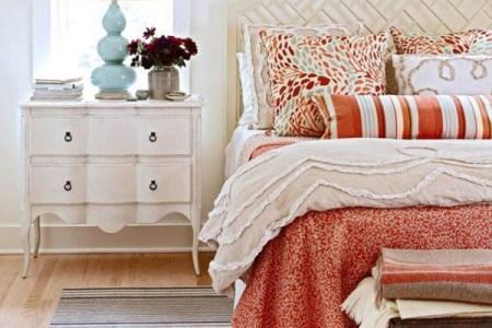 schlafzimmer farbideen frisch inspirierend