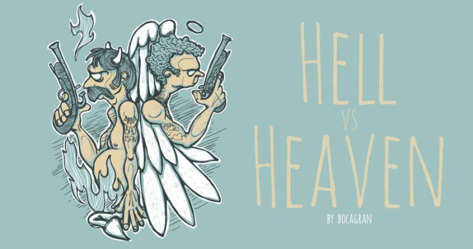 Hell-vs-Heaven