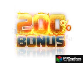 Forex deposit bonus 200