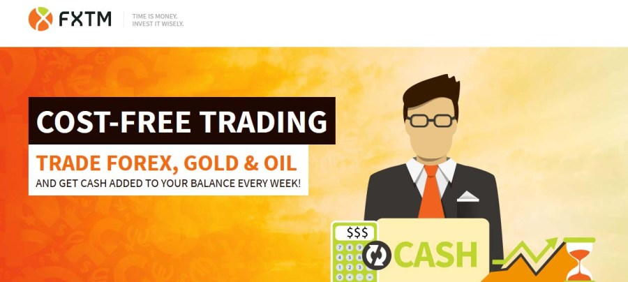 Forex trading cost