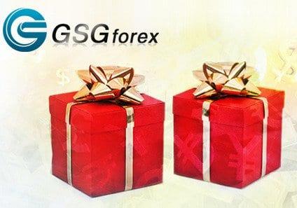 Gsg forex bonus
