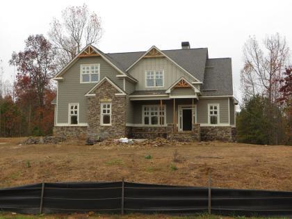 Canton Georgia New Construction