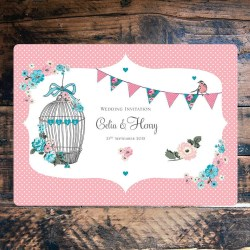 Small Of Tea Party Invitations