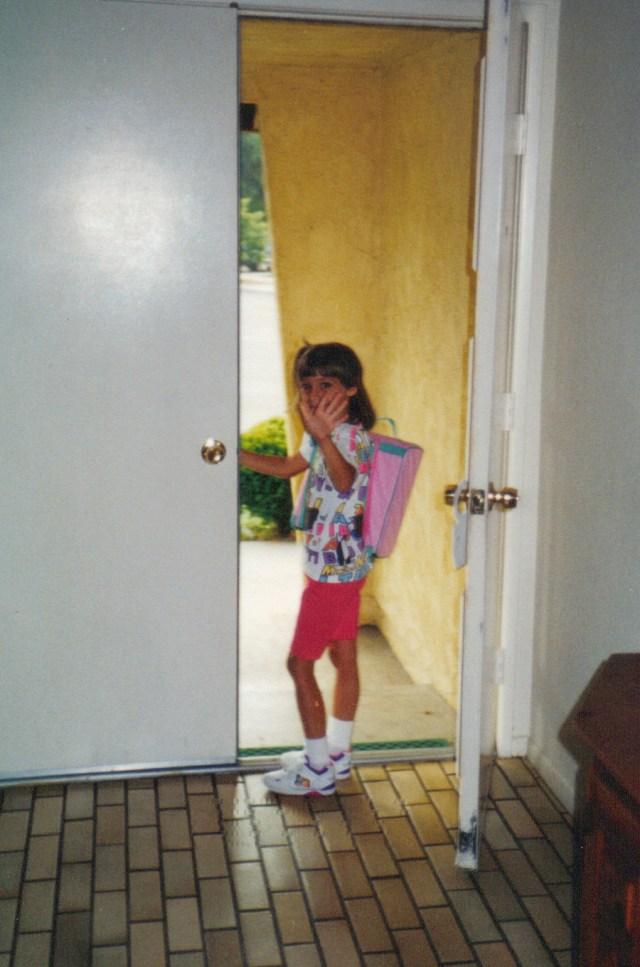 little-Kristi-goes-to-school