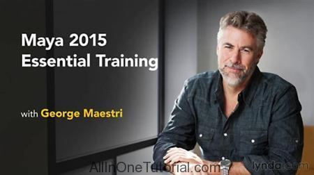 Maya 2015 Essential Video Training