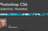 Photoshop CS6 Essential Training + Exercise Files (lynda) Free Download