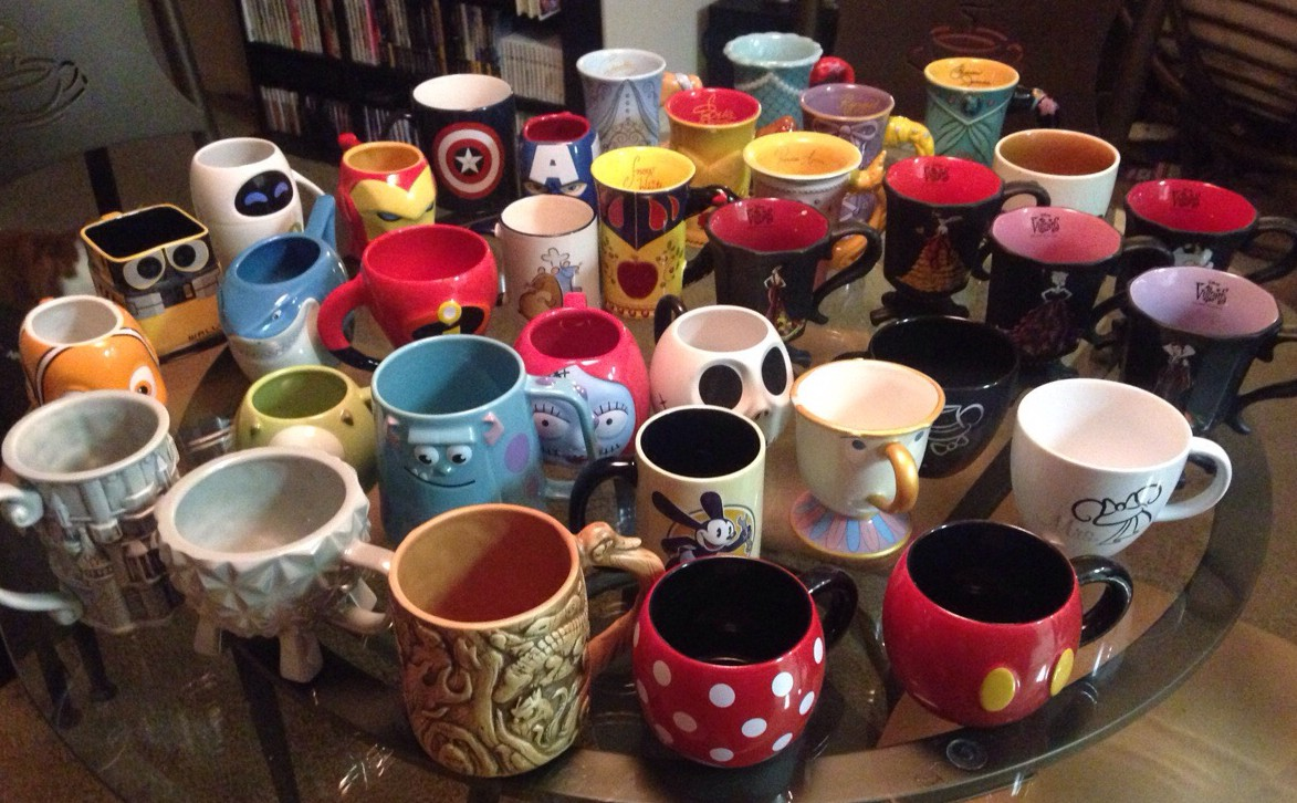 Fullsize Of Coffee Mug Collection