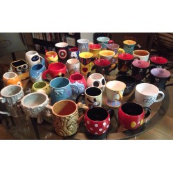 Small Crop Of Coffee Mug Collection