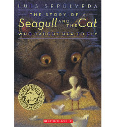 The Story of a Seagull and the Cat Who Taught her to Fly by LuisSepulved (1/2)